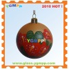 Sell YGM-B11 Mouth Blown Christmas Balls Ornament