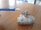 2PC HEAVY DUTY BALL VALVE