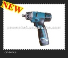 12v Li-ion battery cordless drill /driver of tool set ,power tools