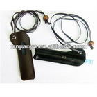 good sale cow leather pouch ego lanyard/necklace for e-cig