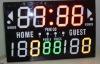 School Using Digital Scoreboard, LED digital Scoreboard,Basketball Scoreboard