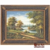 Hot and New Home Decoration Handmade Landscape Canvas Oil Painting
