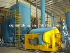 QF24 Automatic battery Lead Oxide Ball Mill Line(24T/24h)