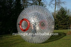 RUILING 2011 Inflatable zorbing ball L-ZB-014