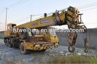 Tadano used truck mobile crane 30t