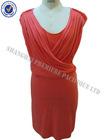 Ladies' elegant knitting dress