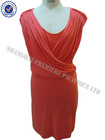 Ladies' elegant knitting dress