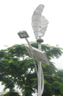 Solar-wind hybrid sytem
