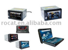 7inch 2 Din Android 2.1 car pc