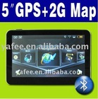 GPS Navigation Bluetooth AV-IN WinCE O-552