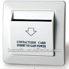 BWS923 hotel card switch/ network Indentificaiton Switch