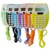 8 Digital Calculator with lanyard