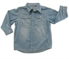 Fashion children denim shirt G-CS8