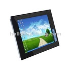 12.1 inch IP65 industrial touch lcd monitor