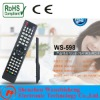 new stylish design TV/STB remote control