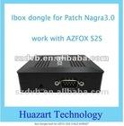 I-box Satellite Dongle receiver,decode N3