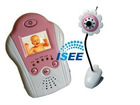 Digital Baby Monitor with 1.5 inch TFT LCD Screen Display and 380TVL