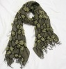 Fashion Long crumple scarf