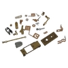Precision lathing parts
