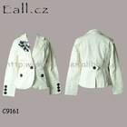 Hot! Garment stock lot ladies coat