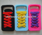 Silicone Shoelace Iphone 4s Case