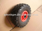 solid tires 10x3.50-4 for hand truck