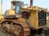 komatsu bulldozer D375A used bulldozer