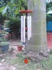 Hand tuned wind chime