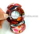 2012 New! Fashion stylelish Big Resin Bracelets Watch