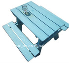 HJ -PS Garden Children Picnic table and chair