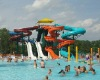 Resort Pool Slide