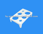 (Reliable Manufacturer, Competitive Price!!!)White Rectangle Porcelain Crucible Shelf With Glazed