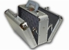 HARD ALUMINUM PISTOL SHOOT GUN TOOL FIREARM CASE