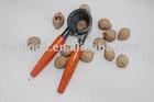 HOT!!! Zinc alloy nutcracker w/wooden handle