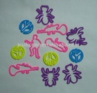Hot selling easy educational silicone ruber bands