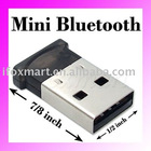 USB 2.0 Bluetooth Adapter Dongle for Laptop PC