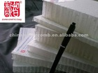 pp honeycomb for air filter