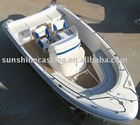 TCS-580A FRP luxury Speed boat