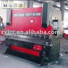 WC67Y-63T-2500 Hydraulic Press Brake