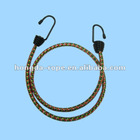 luggage bungee cord with metal hooks