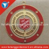 Merry Christmas Gifts/Etched Brass Christmas Ornament