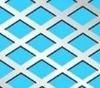 electro galvanized perforating hole mesh