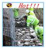flood prevented 6*8galvanized wire gabion basket prices