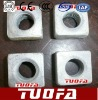 Hot-dip Galvanized Machine Nut