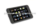 "3g wifi dual sim andriod phone MTK6575 Android 4.0 512MB+4GB 1.0GHz 5.08""WVGA Screen GPS(IGO)"