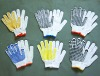 2012 hot sell white cheap cotton gloves