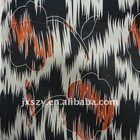 16MM silk satin printed home textile fabric