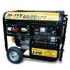 BS6500LPG Gasoline Generator