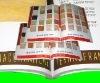 Catalog book, book printing, printed catalogue