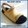 high fashion and high quality european sandals